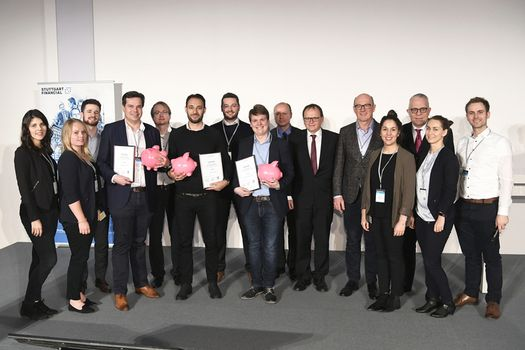 "Gewinner beim 7. Venture Capital Pitch ""Best of Baden-Württemberg"""