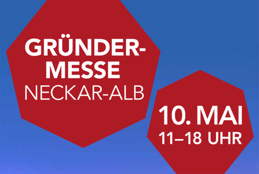 Key Visual der Gruendermesse